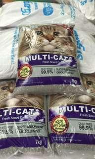 MultiCat Clumpus Cat Litter