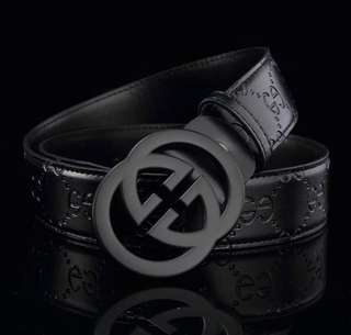 GG Leather Belt in 4 colours