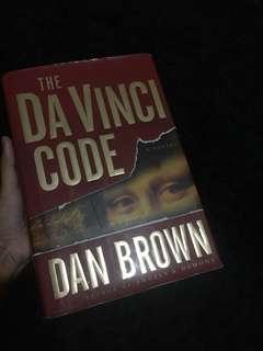 HARDCOVER ENGLISH - The Da Vinci Code - Dan Brown
