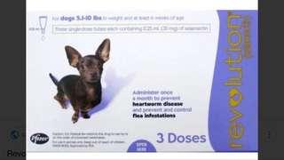 Revolution dog 2.5~5kg