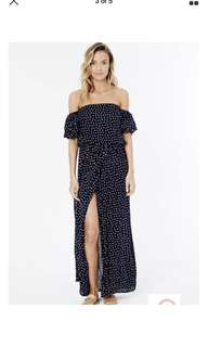 Faithfull the label La Digue Maxi dress