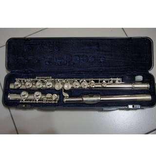 初學者台製長笛