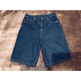 🚚 牛仔五分短褲