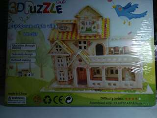 3D Foam Puzzle (NEW!)