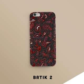 Batik (2) CUSTOM CASE