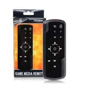 Xbox One Acc Dobe Media Remote (New)