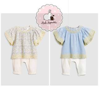 KIDS/ BABY - Blouse/ trousers/ set