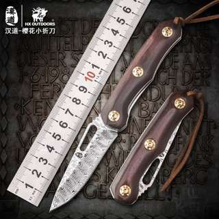 Sakura Tactical High Hardness Straight Knife 樱花战术高硬度直刀DM-007