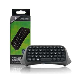 XBOX ONE Acc Dobe Wireless Keyboard for XBOX ONE controller (New)