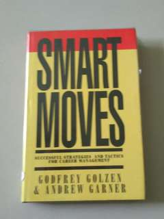Book - Smart Moves successful Strategies & Tactics for career management