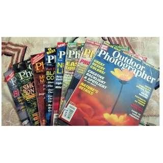 Outdoor Photographer magazine/majalah fotografi