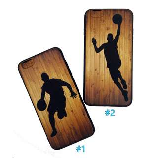 🦄 Basketball Soft Case for iPhone 6plus/6splus only