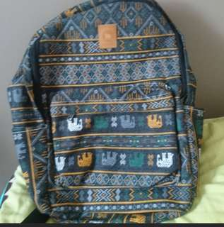 Cambodian Tribal Backpack