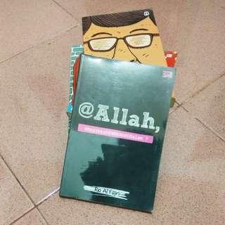 @Allah, #MasihkahENGKAUdiDalam?