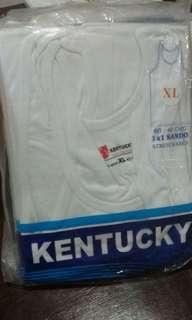 Kentucky Sando Stretchable 6pcs 1/2 dozen