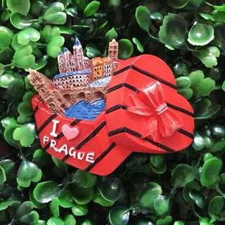Prague souvenir ref magnet