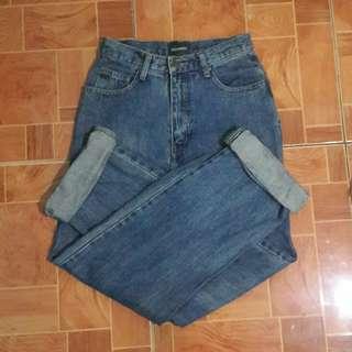 Denim Highwaist Vintage Highwaist Mom Jeans