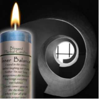 Spell Candle - Inner Balance