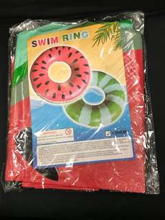 Watermelon Ring Float - Brand New