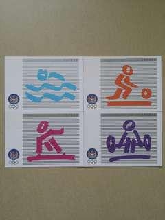 1994 英聯邦運動會 原圖明信片