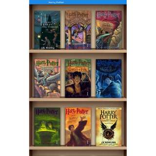 [EBOOK] Harry Potter Complete series