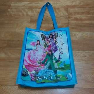 S.H.E 奇幻樂園 演唱會 購物袋