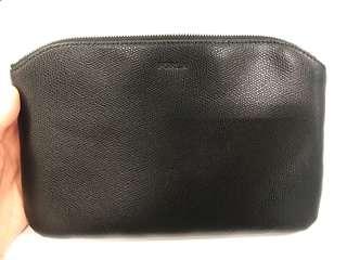 Furla black clutch