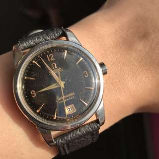 Omega Seamaster Calendar automatic watch