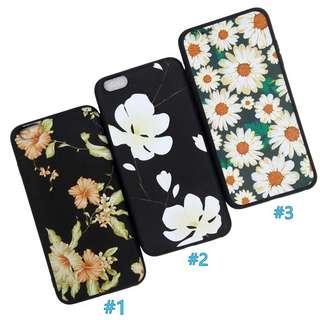 🦄 Floral Soft Case for iPhone 6plus/6splus 5/5s/5se