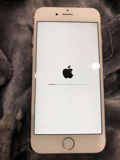 iPhone 6s - 128gb - rose gold (undocked)