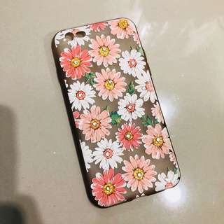 Floral Casing for Iphone6s