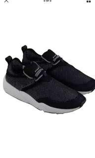 Men's Size 10.5  Puma Select x Stampd Trinomic Woven Sneakers BLACK .. RRP $190