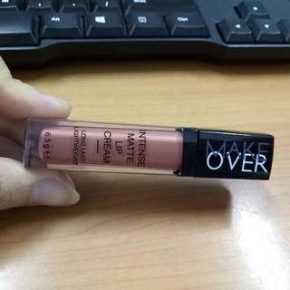 Make Over Intense Matte Lip Cream No. 11