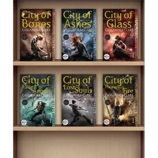 [EBOOK] Mortal Instruments series