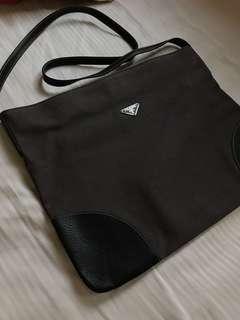Prada Message Bag