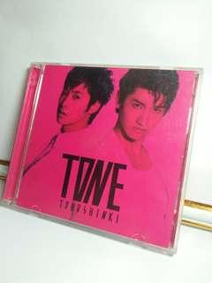Tohoshinki - Tone (Pink Ver. CD+DVD)