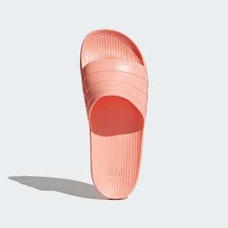 【吉米.tw】ADIDAS DURAMO SLIDES 愛迪達 粉色 運動 休閒 拖鞋 女款 CG2795 MAY