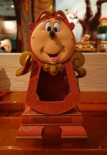 香港迪士尼時鐘先生擺設