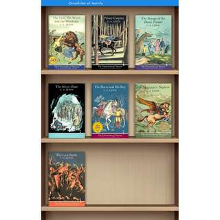 [EBOOK] The Chronicles of Narnia series