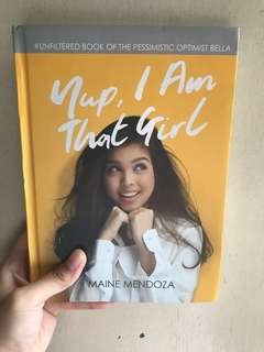 Maine Mendonza's Yup I Am That Girl