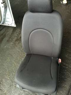 passo red dot seat one set (single)