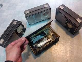 收音機裝飾品