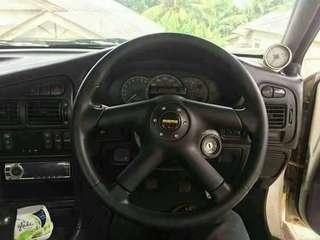 steering momo putra