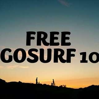 FREE GOSURF10
