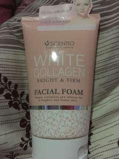 Scentio facial foam thailand