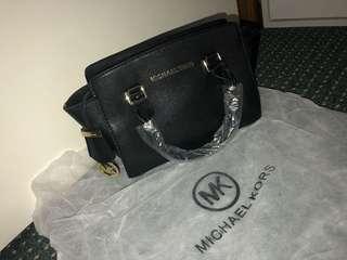 Black authentic Michael Kors bag