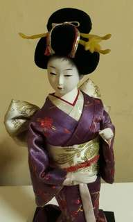 Japanese Geisha Traditional Dolls