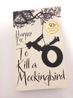 How To Kill A Mocking Bird book