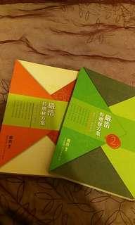 嚴浩~特選秘方集(兩册)共$40