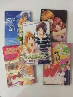 Romance Comic